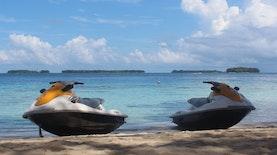 Pulau Sepa Wisata Dengan Hamparan Pasir Putih