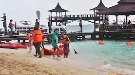 Pulau Sepa Resort Wisata Pulau Yang Menyenangkan