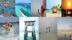 Paket One Day Tour Kepulauan Seribu