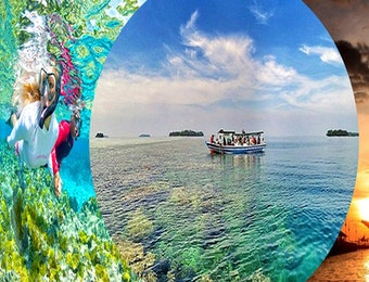5 Pulau Untuk Kemping Asyik di Kepulauan Seribu