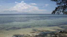 Perjalanan Wisata Pulau Seribu Akhir Tahun
