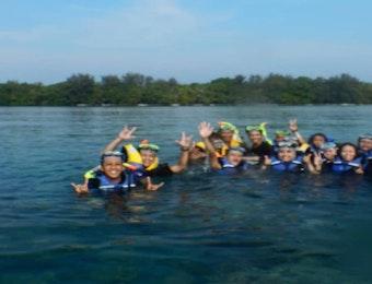 Kepulauan Seribu Jadi Kandidat Predikat Warisan Area Perlindungan Asia