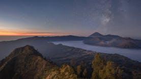 Inilah 7 Gunung dan Puncak Tertinggi di Indonesia