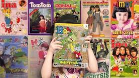 Nostalgia Majalah Anak yang Pernah Eksis Pada Masanya