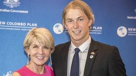 Perjuangan Lucas Cary, Pelajar Australia yang Menempuh Studi di Indonesia