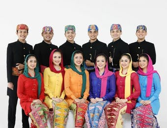 Melihat Kebaya Encim di Pameran Warisan Peranakan Semarang