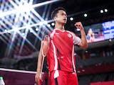 Gambar sampul Peringkat BWF Tunggal Putra Usai Kejuaraan Olimpiade Tokyo 2020