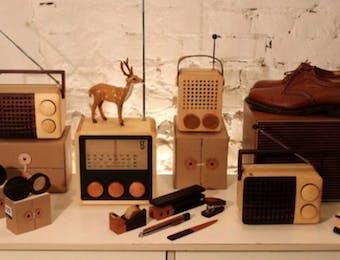 Magno, Si Radio Vintage Indonesia Yang Mendunia