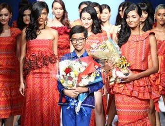 Rafi Ridwan, Rancang Busana America's Next Top Model Hingga Michelle Obama
