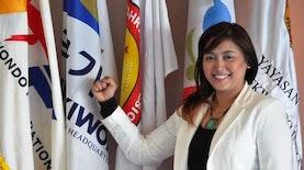 Pertama Kalinya, Indonesia Kirim Wasit Perempuan Dalam Ajang Olimpiade, Siapa Dia?