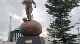 Mengenang Ramang, Legenda Sepak Bola Nasional Asal Sulawesi Selatan