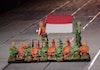 Mahasiswa Indonesia Diganjar Emas pada Misi Kebudayaan di Korea Selatan