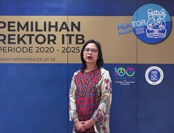Reini D. Wirahadikusumah, Rektor Perempuan Pertama di ITB