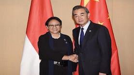 Menlu: Kini ASEAN-China Miliki Teks Negosiasi Laut Cina Selatan