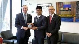 Diakui Kepemimpinannya, Ridwan Kamil Raih Penghargaan Prime Minister Fellow dari Selandia Baru