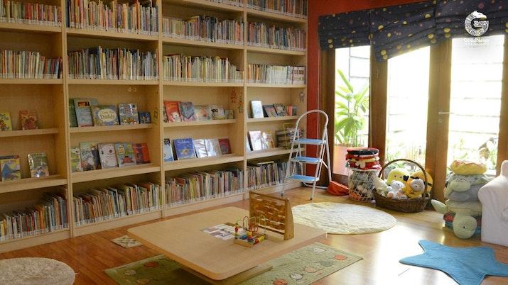 Rimba Baca, Perpustakaan yang 'Lebat' Ilmunya