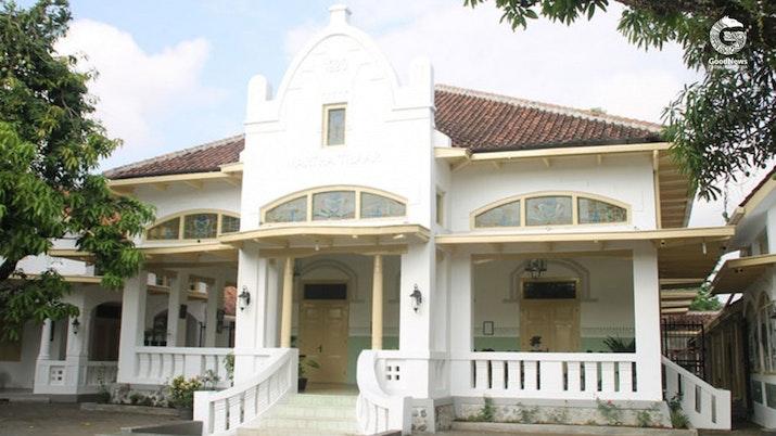 Roemah Martha Tilaar, Rumah Budaya dari Gombong