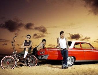 Balinese Punk Rock Rockin' The Yanks!