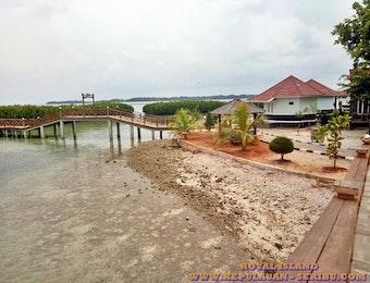 Royal Island Pulau Kelapa | Wisata Semi Resort Di Kepulauan Seribu Jakarta