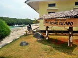 Royal Island Atau Pulau Royal Wisata Semi Resort Di Pulau Kelapa