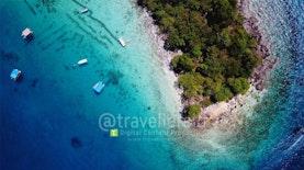 Mengintip Surga dan Tugu 0 Kilometer di Bawah Laut Ujung Barat Indonesia