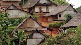 Keunikan Rumah Adat Suku Baduy