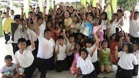 AIESEC Global Volunteer: Pengalaman Unik Mengajar Bahasa Inggris Anak TK-SD di Thailand