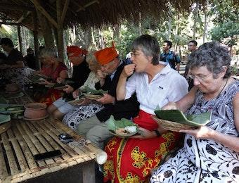 Saat Warga Amerika Penasaran dengan Budaya Indonesia