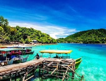 Di Ujung Barat Indonesia, Pulau ini Jadi Tempat Transit Jemaah Haji yang Pertama Kali