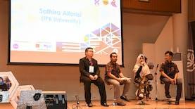 Entikong Xpedition Gagasan Shafira Berhasil Menjadi 15 Top Essay di Asia Speaks 2019 Chapter Indonesia