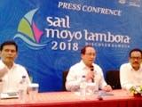 Gambar sampul Promosikan Eksotisme Maritim Sumbawa, Sail Moyo Tambora akan Dihadiri Presiden Jokowi