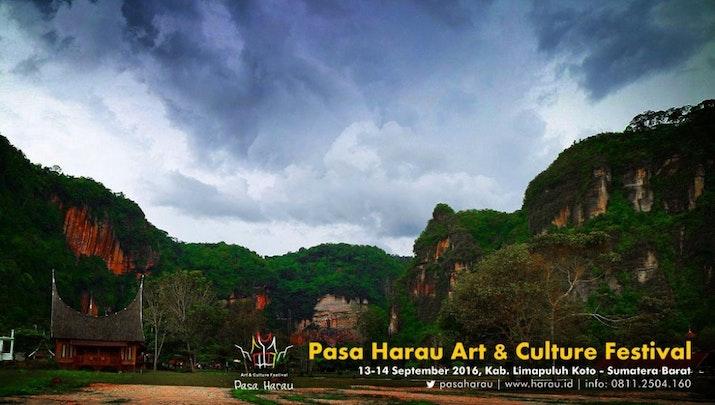 Alam Takambang Jadi Guru: Sebuah Cerita Pergelaran Perdana  Pasa Harau Art & Culture Festival