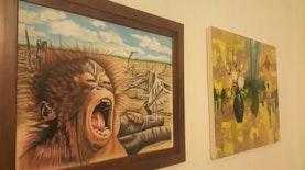 Mengenal Orangutan Lewat Karya Seni