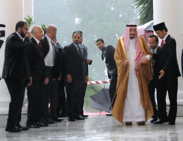 Ini Dia Nota Kesepahaman Dalam Kunjungan Raja Arab Ke Indonesia!
