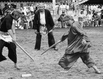 Sampyong, Seni Pertarungan Tradisional dari Majalengka