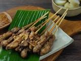 Gambar sampul Ragam Sate dari Bali dan Lombok