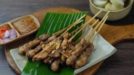 Ragam Sate dari Bali dan Lombok