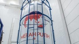 Gunakan Roket SpaceX, Satelit Merah Putih Milik Telkom Indonesia Siap Diluncurkan