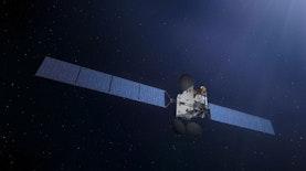 Satelit Kebanggaan Ini Telah Melalui Fase Pembentangan Panel Surya