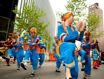 Saung Budaya:  Introduce New Yorkers to Indonesian Culture In A Fun Way