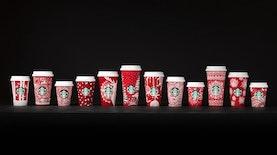 Wah, Satu dari 13 Desain Red Cup Starbucks Ini Karya Indonesia!