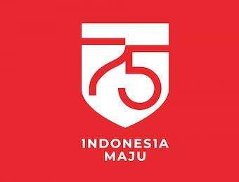 Meski Sederhana, Logo HUT RI Ke-75 Ternyata Kaya Makna