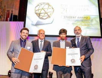 Anak Bangsa Berhasil Meraih Schweighofer Prize 2017 di Austria!