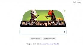 Apa Arti Google Doodle Hari ini?