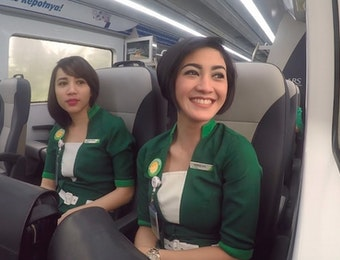 Ini Dia Jadwal Kereta ke Bandara Soetta, Selamat Tinggal Keruwetan