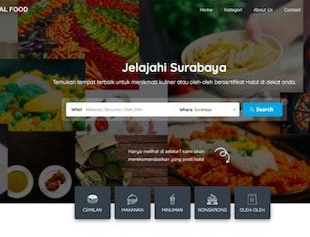 Dosen UNIDA Bogor Kembangkan Situs Informasi Makanan Halal Pertama di Indonesia