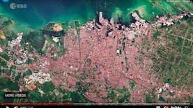 Potret Indonesia Dari Antariksa
