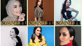 6 Artis Indonesia Masuk Nominasi Wanita Tercantik di Dunia