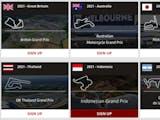Gambar sampul MotoGP Indonesia Masuk Kalender Pembelian Tiket Event 2021