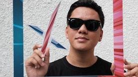 Arief Muhammad Salah Satu Anak Bangsa yang Terkenal di Kancah Internasional